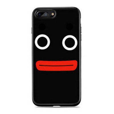 Hilarious Cartoon Image Cover Case for iPhone 7 Plus