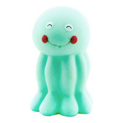 Funny Bathtime Squeeze Stretchy Toys of Octopus