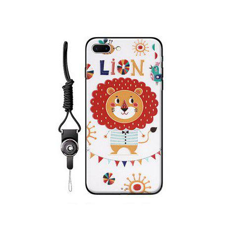 Popular Relievo Cartoon Mobile Shell for iPhone 7 Plus