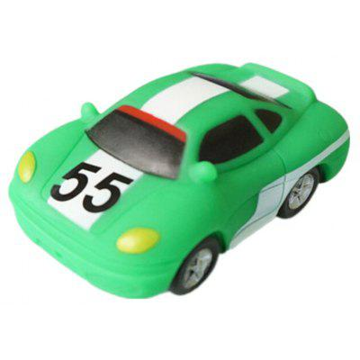 Fun Squeeze Stretchy Bath Toy Number 55 Car Model