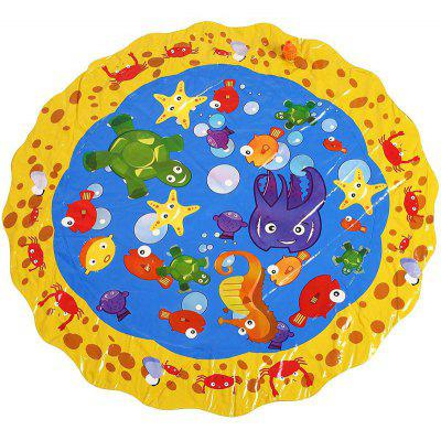 Baby Wading Pool Squirt and Splash Play Mat