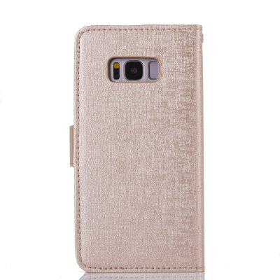 PU Leather Design Phone Cover Case for Samsung Galaxy S8Samsung S Series<br>PU Leather Design Phone Cover Case for Samsung Galaxy S8<br><br>Features: Full Body Cases<br>For: Samsung Mobile Phone<br>Material: PU Leather<br>Package Contents: 1 x Phone Cover Case<br>Package size (L x W x H): 16.00 x 9.00 x 3.00 cm / 6.3 x 3.54 x 1.18 inches<br>Package weight: 0.1000 kg<br>Product size (L x W x H): 15.40 x 8.20 x 2.00 cm / 6.06 x 3.23 x 0.79 inches<br>Product weight: 0.0960 kg<br>Style: Solid Color