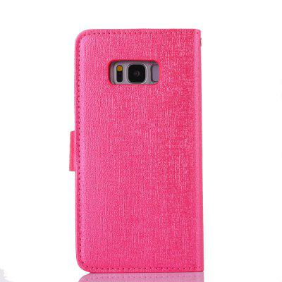 PU Leather Design Phone Cover Case for Samsung Galaxy S8Samsung S Series<br>PU Leather Design Phone Cover Case for Samsung Galaxy S8<br><br>Features: Full Body Cases<br>For: Samsung Mobile Phone<br>Material: PU Leather<br>Package Contents: 1 x Phone Cover Case<br>Package size (L x W x H): 16.00 x 9.00 x 3.00 cm / 6.3 x 3.54 x 1.18 inches<br>Package weight: 0.1100 kg<br>Product size (L x W x H): 15.40 x 8.20 x 2.00 cm / 6.06 x 3.23 x 0.79 inches<br>Product weight: 0.0960 kg<br>Style: Solid Color