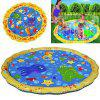 Baby Wading Pool Squirt and Splash Play Mat - COLORMIX