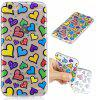 Transparent Ultra-thin Back Cover for iPhone 6S / 6 - COLORMIX