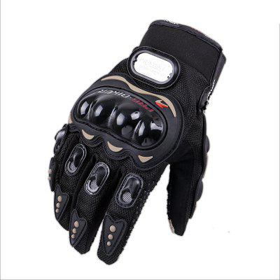 Unisex Screen Touch Motorcycle Gloves