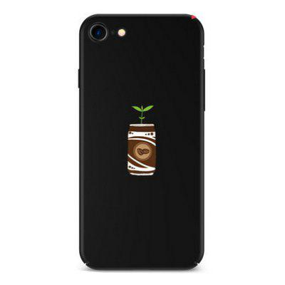 Cartoon Plant Theme Mobile Protective Shell for iPhone 7