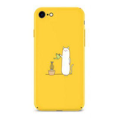 Lovely Cat Theme Mobile Protective Shell for iPhone 7