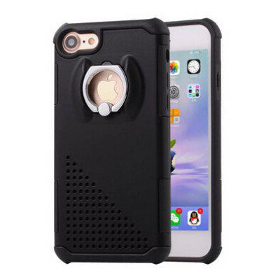 Drop Resistance Ring Support Cover Case for iPhone 7