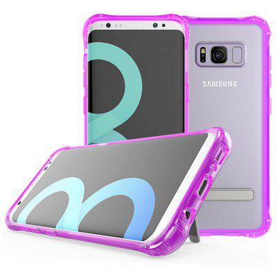 Holder Phone Full Cover for Samsung Galaxy S8 Plus