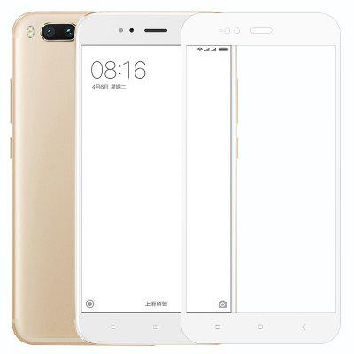 ASLING Tempered Glass Film for Xiaomi 5XScreen Protectors<br>ASLING Tempered Glass Film for Xiaomi 5X<br><br>Brand: ASLING<br>Compatible Model: 5X<br>Features: Ultra thin, Protect Screen, High Transparency, High sensitivity, Anti-oil, Anti scratch, Anti fingerprint<br>Mainly Compatible with: Xiaomi<br>Package Contents: 1 x Tempered Glass Film, 1 x Dust Remover, 1 x Cloth, 1 x Alcohol Prep Pad<br>Package size (L x W x H): 18.70 x 11.30 x 1.00 cm / 7.36 x 4.45 x 0.39 inches<br>Package weight: 0.0780 kg<br>Product Size(L x W x H): 15.15 x 7.15 x 0.03 cm / 5.96 x 2.81 x 0.01 inches<br>Product weight: 0.0120 kg<br>Surface Hardness: 9H<br>Thickness: 0.26mm<br>Type: Screen Protector
