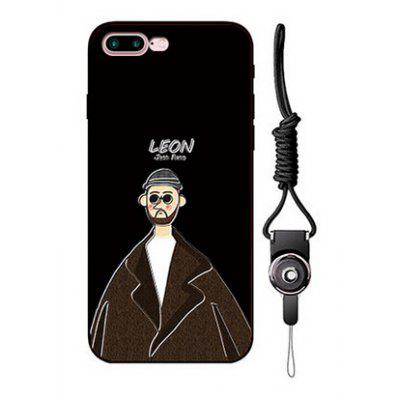 Relievo Guy Image Mobile Phone Case for iPhone 7 Plus