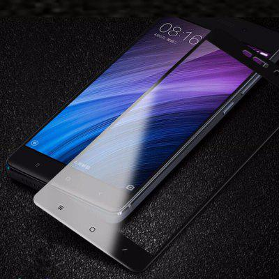 Naxtop 1PC Screen Film for Xiaomi Redmi 4 ( 3GB + 32GB ) High VersionScreen Protectors<br>Naxtop 1PC Screen Film for Xiaomi Redmi 4 ( 3GB + 32GB ) High Version<br><br>Brand: Naxtop<br>Compatible Model: Redmi 4 ( 3GB + 32GB ) High Version<br>Features: Shock Proof, Protect Screen, High sensitivity, Anti-oil, Anti scratch, Anti fingerprint<br>Mainly Compatible with: Xiaomi<br>Material: Tempered Glass<br>Package Contents: 1 x Screen Film, 1 x Wet Wipe, 1 x Dry Wipe, 1 x Dust-absorber<br>Package size (L x W x H): 17.00 x 10.00 x 1.00 cm / 6.69 x 3.94 x 0.39 inches<br>Package weight: 0.1020 kg<br>Product weight: 0.0080 kg<br>Thickness: 0.26mm<br>Type: Screen Protector