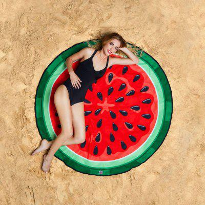 59 inch Women Beach Towel with Fruit PatternOther Water Sports Accessories<br>59 inch Women Beach Towel with Fruit Pattern<br><br>Package Content: 1 x Women Beach Towel<br>Package size: 25.00 x 23.00 x 1.00 cm / 9.84 x 9.06 x 0.39 inches<br>Package weight: 0.2150 kg<br>Product size: 150.00 x 150.00 x 0.50 cm / 59.06 x 59.06 x 0.2 inches<br>Product weight: 0.1800 kg