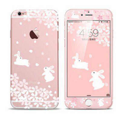 Rabbit Cartoon Style Phone Cover Case for iPhone 6 / 6S