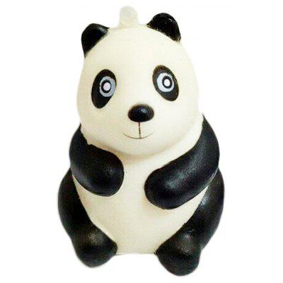 Pressure Relief Squeeze Stretchy Toys of Sitting Panda Pattern