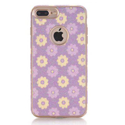 Sunflower Style TPU Phone Case for iPhone 7 Plus