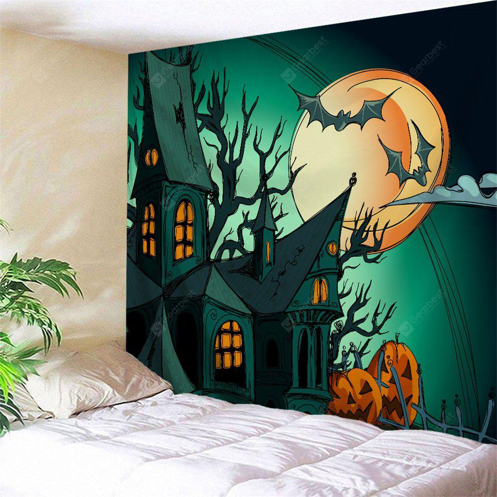Halloween Party Decor Fabric Wall Tapestry