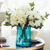 XM White Artificial Pincushion Flowers - BIANCO