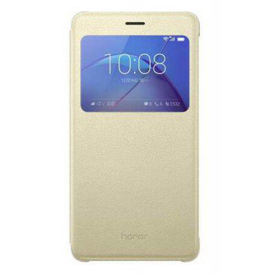 PU Leather Protective Case for HUAWEI Honor Enjoy 6X