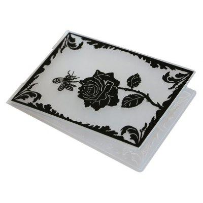 Rosa Chinensis Fondant Cake Spray Mold