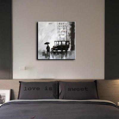 YHHP Abstract Streetscape Home Decor Canvas Oil PaintingOil Paintings<br>YHHP Abstract Streetscape Home Decor Canvas Oil Painting<br><br>Brand: YHHP<br>Craft: Oil Painting<br>Form: One Panel<br>Material: Canvas<br>Package Contents: 1 x Painting<br>Package size (L x W x H): 72.00 x 4.00 x 4.00 cm / 28.35 x 1.57 x 1.57 inches<br>Package weight: 0.2500 kg<br>Painting: Without Inner Frame<br>Product size (L x W x H): 60.00 x 60.00 x 1.00 cm / 23.62 x 23.62 x 0.39 inches<br>Product weight: 0.1500 kg<br>Shape: Square<br>Style: Abstract<br>Subjects: Landscape<br>Suitable Space: Bedroom,Dining Room,Hotel,Living Room