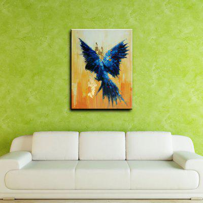 YHHP Hand Painted Flying Parrot Canvas Oil PaintingOil Paintings<br>YHHP Hand Painted Flying Parrot Canvas Oil Painting<br><br>Brand: YHHP<br>Craft: Oil Painting<br>Form: One Panel<br>Material: Canvas<br>Package Contents: 1 x Painting<br>Package size (L x W x H): 62.00 x 4.00 x 4.00 cm / 24.41 x 1.57 x 1.57 inches<br>Package weight: 0.2200 kg<br>Painting: Without Inner Frame<br>Product size (L x W x H): 60.00 x 50.00 x 1.00 cm / 23.62 x 19.69 x 0.39 inches<br>Product weight: 0.1500 kg<br>Shape: Vertical<br>Style: Animal<br>Subjects: Animal<br>Suitable Space: Bedroom,Hotel,Living Room