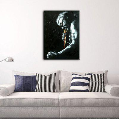 YHHP Saxophone Man Canvas Unframed Oil PaintingOil Paintings<br>YHHP Saxophone Man Canvas Unframed Oil Painting<br><br>Brand: YHHP<br>Craft: Oil Painting<br>Form: One Panel<br>Material: Canvas<br>Package Contents: 1 x Painting<br>Package size (L x W x H): 72.00 x 5.00 x 5.00 cm / 28.35 x 1.97 x 1.97 inches<br>Package weight: 0.3500 kg<br>Painting: Without Inner Frame<br>Product size (L x W x H): 90.00 x 60.00 x 1.00 cm / 35.43 x 23.62 x 0.39 inches<br>Product weight: 0.2500 kg<br>Shape: Horizontal<br>Style: Modern<br>Subjects: Figure Painting<br>Suitable Space: Bedroom,Dining Room,Hotel,Living Room