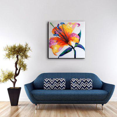 YHHP Hand Painted Flower Unframed Oil PaintingOil Paintings<br>YHHP Hand Painted Flower Unframed Oil Painting<br><br>Brand: YHHP, YHHP<br>Craft: Oil Painting, Oil Painting<br>Form: One Panel, One Panel<br>Material: Canvas, Canvas<br>Package Contents: 1 x Painting , 1 x Painting<br>Package size (L x W x H): 72.00 x 4.00 x 4.00 cm / 28.35 x 1.57 x 1.57 inches, 72.00 x 4.00 x 4.00 cm / 28.35 x 1.57 x 1.57 inches<br>Package weight: 0.2200 kg, 0.2200 kg<br>Painting: Without Inner Frame, Without Inner Frame<br>Product size (L x W x H): 60.00 x 60.00 x 1.00 cm / 23.62 x 23.62 x 0.39 inches, 60.00 x 60.00 x 1.00 cm / 23.62 x 23.62 x 0.39 inches<br>Product weight: 0.1500 kg, 0.1500 kg<br>Shape: Square, Square<br>Style: Flower, Flower<br>Subjects: Botanical, Botanical<br>Suitable Space: Bedroom,Hotel,Living Room, Bedroom,Hotel,Living Room