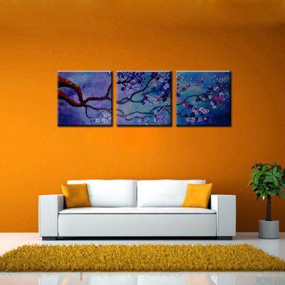 3PCS Mintura Colorful Flower Hand Painted Oil PaintingOil Paintings<br>3PCS Mintura Colorful Flower Hand Painted Oil Painting<br><br>Brand: Mintura<br>Craft: Oil Painting<br>Form: Three Panels<br>Material: Canvas<br>Package Contents: 3 x Painting<br>Package size (L x W x H): 62.00 x 7.00 x 7.00 cm / 24.41 x 2.76 x 2.76 inches<br>Package weight: 0.9000 kg<br>Painting: Without Inner Frame<br>Product weight: 0.8000 kg<br>Shape: Horizontal Panoramic<br>Style: Modern<br>Subjects: Flower<br>Suitable Space: Bedroom,Dining Room,Hotel,Living Room