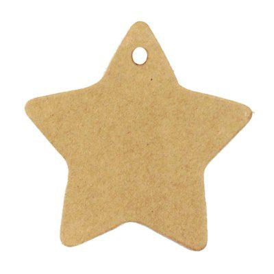 100PCS Baking Gift Star MessageOther holiday and party supplies<br>100PCS Baking Gift Star Message<br><br>For: All<br>Material: Paper<br>Package Contents: 100 x Star Paper, 1 x String<br>Package size (L x W x H): 12.50 x 6.00 x 2.00 cm / 4.92 x 2.36 x 0.79 inches<br>Package weight: 0.0582 kg<br>Product size (L x W x H): 6.00 x 6.00 x 0.10 cm / 2.36 x 2.36 x 0.04 inches<br>Product weight: 0.0578 kg<br>Usage: Performance