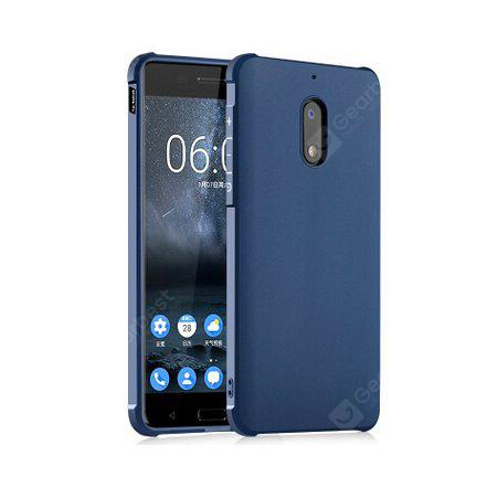 Simple Solid Color Style Phone Cover for NOKIA 6
