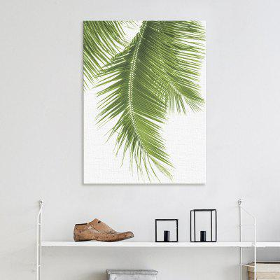Modern Art Greenery Wall Decor PrintPrints<br>Modern Art Greenery Wall Decor Print<br><br>Craft: Print<br>Form: One Panel<br>Material: Canvas<br>Package size (L x W x H): 32.00 x 6.00 x 6.00 cm / 12.6 x 2.36 x 2.36 inches<br>Package weight: 0.0700 kg<br>Painting: Without Inner Frame<br>Product size (L x W x H): 30.00 x 40.00 x 0.10 cm / 11.81 x 15.75 x 0.04 inches<br>Product weight: 0.0400 kg<br>Shape: Horizontal<br>Style: Modern<br>Subjects: Botanical<br>Suitable Space: Bedroom,Dining Room,Hotel,Living Room