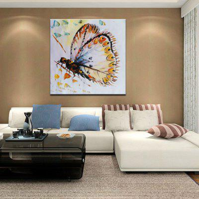 Mintura MT160123 Colorful Abstract Canvas Oil PaintingOil Paintings<br>Mintura MT160123 Colorful Abstract Canvas Oil Painting<br><br>Brand: Mintura<br>Craft: Oil Painting<br>Form: One Panel<br>Material: Canvas<br>Package Contents: 1 x Oil Painting<br>Package size (L x W x H): 71.00 x 4.00 x 4.00 cm / 27.95 x 1.57 x 1.57 inches<br>Package weight: 0.4300 kg<br>Painting: Without Inner Frame<br>Product size (L x W x H): 60.00 x 60.00 x 0.10 cm / 23.62 x 23.62 x 0.04 inches<br>Product weight: 0.3000 kg<br>Shape: Square<br>Style: Animal<br>Subjects: Animal<br>Suitable Space: Bedroom,Cafes,Dining Room,Hallway,Hotel,Kids Room,Living Room