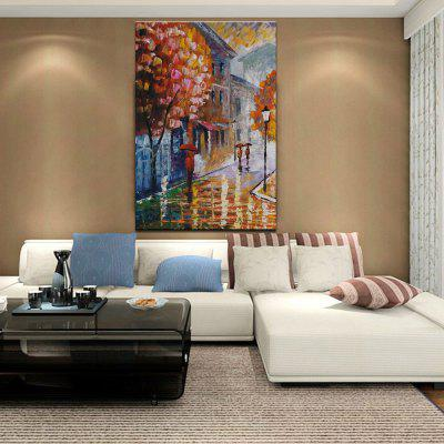 Mintura MT160159 Colorful Streetscape Canvas Oil PaintingOil Paintings<br>Mintura MT160159 Colorful Streetscape Canvas Oil Painting<br><br>Brand: Mintura<br>Craft: Oil Painting<br>Form: One Panel<br>Material: Canvas<br>Package Contents: 1 x Oil Painting<br>Package size (L x W x H): 71.00 x 5.00 x 5.00 cm / 27.95 x 1.97 x 1.97 inches<br>Package weight: 0.6300 kg<br>Painting: Without Inner Frame<br>Product size (L x W x H): 90.00 x 60.00 x 0.10 cm / 35.43 x 23.62 x 0.04 inches<br>Product weight: 0.5000 kg<br>Shape: Vertical<br>Style: Scenery / Landscape<br>Subjects: Landscape<br>Suitable Space: Bedroom,Cafes,Dining Room,Hallway,Living Room