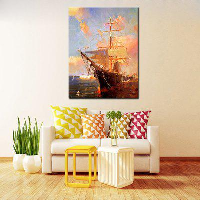 Mintura MT160153 Sailboat Pattern Canvas Oil PaintingOil Paintings<br>Mintura MT160153 Sailboat Pattern Canvas Oil Painting<br><br>Brand: Mintura<br>Craft: Oil Painting<br>Form: One Panel<br>Material: Canvas<br>Package Contents: 1 x Oil Painting<br>Package size (L x W x H): 81.00 x 5.00 x 5.00 cm / 31.89 x 1.97 x 1.97 inches<br>Package weight: 0.6300 kg<br>Painting: Without Inner Frame<br>Product size (L x W x H): 90.00 x 70.00 x 0.10 cm / 35.43 x 27.56 x 0.04 inches<br>Product weight: 0.5000 kg<br>Shape: Vertical<br>Style: Scenery / Landscape<br>Subjects: Landscape<br>Suitable Space: Bedroom,Cafes,Dining Room,Hallway,Living Room,Office