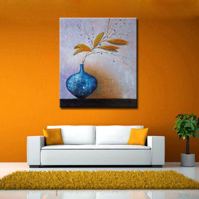 Mintura MT160135 Colorful Vase Canvas Oil PaintingOil Paintings<br>Mintura MT160135 Colorful Vase Canvas Oil Painting<br><br>Brand: Mintura<br>Craft: Oil Painting<br>Form: One Panel<br>Material: Canvas<br>Package Contents: 1 x Oil Painting<br>Package size (L x W x H): 61.00 x 4.00 x 4.00 cm / 24.02 x 1.57 x 1.57 inches<br>Package weight: 0.3300 kg<br>Painting: Without Inner Frame<br>Product size (L x W x H): 60.00 x 50.00 x 0.10 cm / 23.62 x 19.69 x 0.04 inches<br>Product weight: 0.2000 kg<br>Shape: Vertical<br>Style: Flower + Vase<br>Subjects: Flower<br>Suitable Space: Bedroom,Cafes,Dining Room,Hallway,Hotel,Living Room