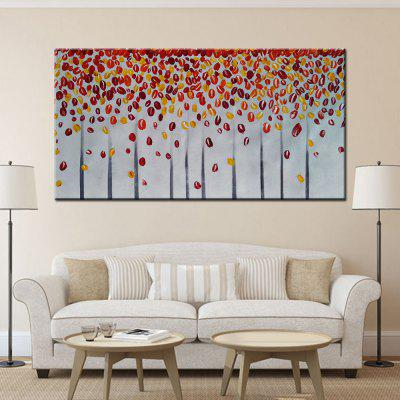 Mintura MT160124 Colorful Abstract Canvas Oil PaintingOil Paintings<br>Mintura MT160124 Colorful Abstract Canvas Oil Painting<br><br>Brand: Mintura<br>Craft: Oil Painting<br>Form: One Panel<br>Material: Canvas<br>Package Contents: 1 x Oil Painting<br>Package size (L x W x H): 81.00 x 5.00 x 5.00 cm / 31.89 x 1.97 x 1.97 inches<br>Package weight: 0.9300 kg<br>Painting: Without Inner Frame<br>Product size (L x W x H): 140.00 x 70.00 x 0.10 cm / 55.12 x 27.56 x 0.04 inches<br>Product weight: 0.8000 kg<br>Shape: Horizontal<br>Style: Scenery / Landscape<br>Subjects: Landscape<br>Suitable Space: Bedroom,Cafes,Hallway,Hotel,Living Room,Study Room / Office