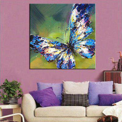 Mintura Colorful Butterfly Canvas Oil Painting Home DecorOil Paintings<br>Mintura Colorful Butterfly Canvas Oil Painting Home Decor<br><br>Brand: Mintura<br>Craft: Oil Painting<br>Form: One Panel<br>Material: Canvas<br>Package Contents: 1 x Painting<br>Package size (L x W x H): 86.00 x 5.00 x 5.00 cm / 33.86 x 1.97 x 1.97 inches<br>Package weight: 0.5800 kg<br>Painting: Without Inner Frame<br>Product size (L x W x H): 75.00 x 75.00 x 0.10 cm / 29.53 x 29.53 x 0.04 inches<br>Product weight: 0.5000 kg<br>Shape: Square<br>Style: Modern<br>Subjects: Animal<br>Suitable Space: Bedroom,Dining Room,Living Room