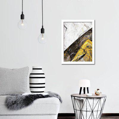 Modern Abstract Style Art Wall Decor PrintPrints<br>Modern Abstract Style Art Wall Decor Print<br><br>Craft: Print<br>Form: One Panel<br>Material: Canvas<br>Package Contents: 1 x Print<br>Package size (L x W x H): 30.00 x 4.00 x 4.00 cm / 11.81 x 1.57 x 1.57 inches<br>Package weight: 0.0700 kg<br>Painting: Without Inner Frame<br>Product size (L x W x H): 30.00 x 40.00 x 0.10 cm / 11.81 x 15.75 x 0.04 inches<br>Product weight: 0.0400 kg<br>Shape: Any Shape<br>Style: Abstract<br>Subjects: Abstract<br>Suitable Space: Bedroom,Living Room