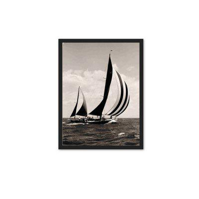Modern Art Sailboat Wall Decor PrintPrints<br>Modern Art Sailboat Wall Decor Print<br><br>Craft: Print<br>Form: One Panel<br>Material: Canvas<br>Package Contents: 1 x Print<br>Package size (L x W x H): 32.00 x 4.00 x 4.00 cm / 12.6 x 1.57 x 1.57 inches<br>Package weight: 0.1000 kg<br>Painting: Without Inner Frame<br>Product size (L x W x H): 30.00 x 40.00 x 0.10 cm / 11.81 x 15.75 x 0.04 inches<br>Product weight: 0.0400 kg<br>Shape: Horizontal<br>Style: Modern<br>Subjects: Abstract<br>Suitable Space: Bedroom,Dining Room,Hotel,Living Room