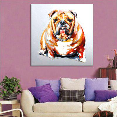 Mintura Modern Abstract Dog Canvas Unframed Oil PaintingOil Paintings<br>Mintura Modern Abstract Dog Canvas Unframed Oil Painting<br><br>Brand: Mintura<br>Craft: Oil Painting<br>Form: One Panel<br>Material: Canvas<br>Package Contents: 1 x Painting<br>Package size (L x W x H): 86.00 x 5.00 x 5.00 cm / 33.86 x 1.97 x 1.97 inches<br>Package weight: 0.5800 kg<br>Painting: Without Inner Frame<br>Product size (L x W x H): 75.00 x 75.00 x 0.10 cm / 29.53 x 29.53 x 0.04 inches<br>Product weight: 0.5000 kg<br>Shape: Square<br>Style: Modern<br>Subjects: Animal<br>Suitable Space: Bedroom,Dining Room,Hotel,Living Room