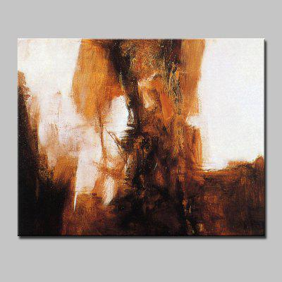 Mintura Hand Painted Modern Abstract Canvas Oil Painting