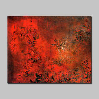 Mintura MT160174 Colorful Abstract Canvas Oil Painting