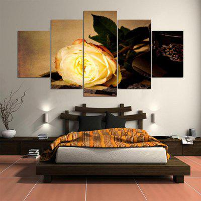 5PCS YSDAFEN Printed Beautiful Rose Painting Canvas PrintPrints<br>5PCS YSDAFEN Printed Beautiful Rose Painting Canvas Print<br><br>Brand: YSDAFEN<br>Craft: Print<br>Form: Five Panels<br>Material: Canvas<br>Package Contents: 5 x Print<br>Package size (L x W x H): 82.00 x 32.00 x 52.00 cm / 32.28 x 12.6 x 20.47 inches<br>Package weight: 1.5000 kg<br>Painting: Include Inner Frame<br>Product weight: 1.2000 kg<br>Shape: Horizontal Panoramic<br>Style: Modern<br>Subjects: Flower<br>Suitable Space: Bedroom,Dining Room,Hotel,Living Room