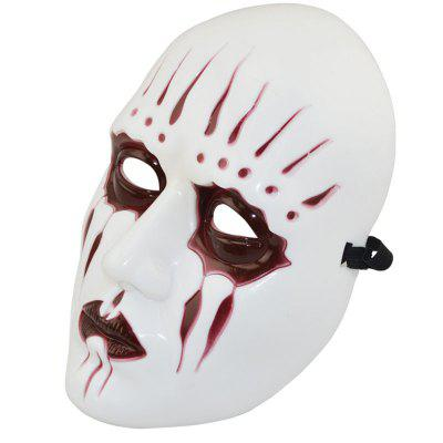 MCYH Horror Costume MaskHalloween Supplies<br>MCYH Horror Costume Mask<br><br>Brand: MCYH<br>For: All<br>Material: Plastic<br>Package Contents: 1 x Mask<br>Package size (L x W x H): 28.00 x 19.00 x 7.00 cm / 11.02 x 7.48 x 2.76 inches<br>Package weight: 0.1500 kg<br>Product size (L x W x H): 26.50 x 17.30 x 5.00 cm / 10.43 x 6.81 x 1.97 inches<br>Product weight: 0.1000 kg<br>Usage: Halloween