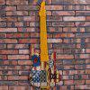 MCYH 486 Bar Restaurant Guitar Style Wall Decoration - COLORMIX