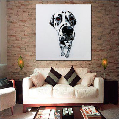 Mintura Hand Painted Colorful Dog Oil PaintingOil Paintings<br>Mintura Hand Painted Colorful Dog Oil Painting<br><br>Brand: Mintura<br>Craft: Oil Painting<br>Form: One Panel<br>Material: Canvas<br>Package Contents: 1 x Painting<br>Package size (L x W x H): 86.00 x 5.00 x 5.00 cm / 33.86 x 1.97 x 1.97 inches<br>Package weight: 0.5500 kg<br>Painting: Without Inner Frame<br>Product size (L x W x H): 75.00 x 75.00 x 0.10 cm / 29.53 x 29.53 x 0.04 inches<br>Product weight: 0.5000 kg<br>Shape: Square<br>Style: Animal<br>Subjects: Animal<br>Suitable Space: Bedroom,Hallway,Hotel,Living Room