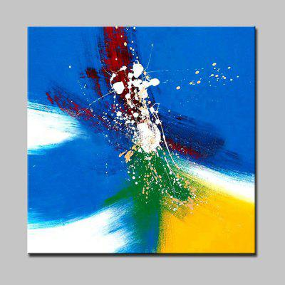 Buy COLORMIX Mintura Hand Painted Colorful Abstract Oil Painting for $53.90 in GearBest store