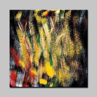 Buy COLORMIX Mintura Hand Painted Abstract Modern Oil Painting for $53.90 in GearBest store